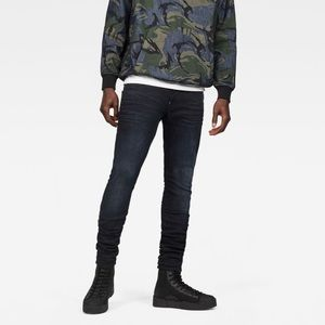 Men's G-Star Raw Jeans Reverend 27x32 Retail $190
